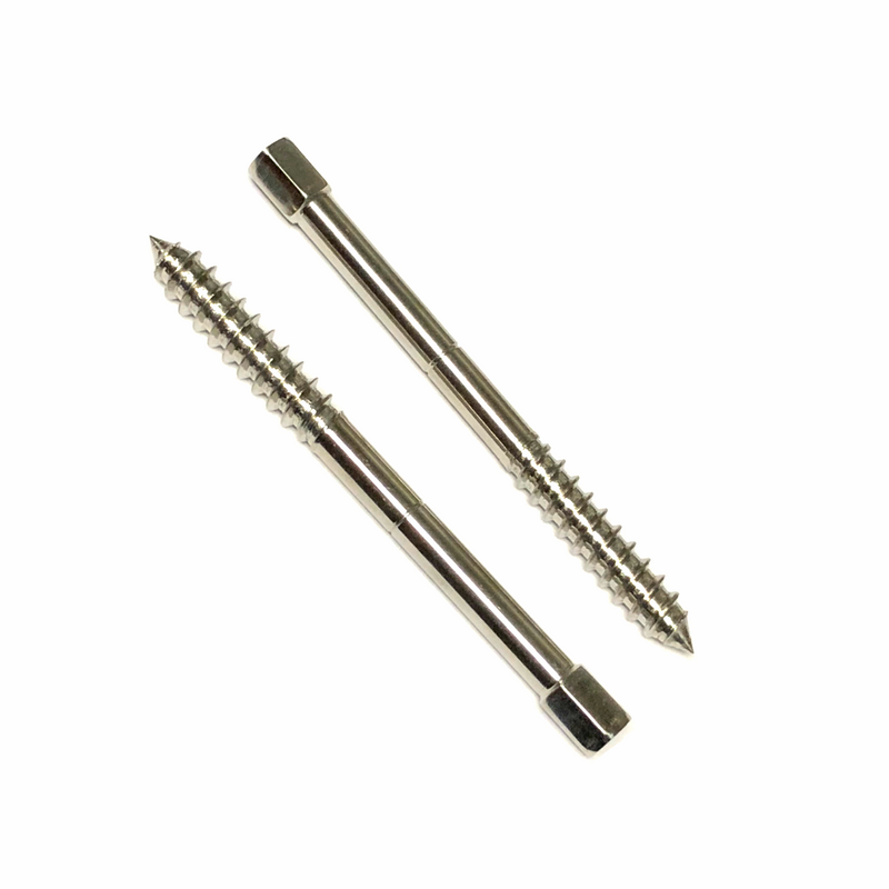 Swage Hex Cable Tensioner RH & LH Set For 1/8″ Cable *Exclusive* - PanoRAIL®