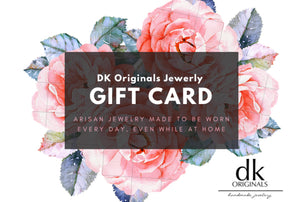 Gift Card so you can give the love of jewelry to someone who can choose what she wants to wear.