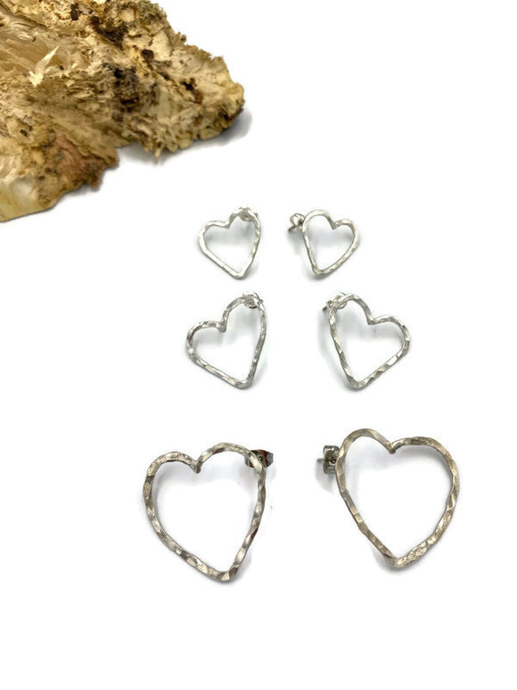 Wear Your Heart on Your Ears | DK Originals Jewelry