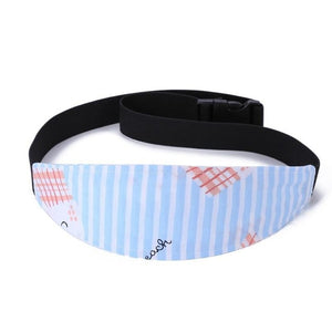 Adjustable Baby Head Support Strap