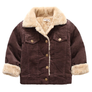 Fur Fleece Jacket