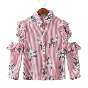 Floral Long Sleeve