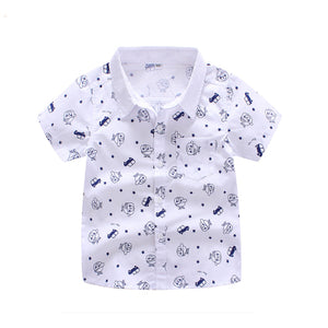 Button Up Short Sleeve