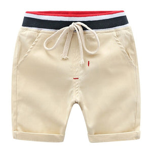 Cotton Trouser Short