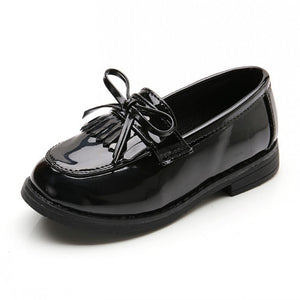 Tassel Patent Leather Loafer
