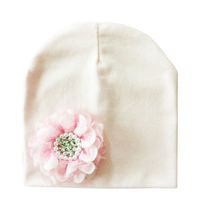 Floral Cotton Cap