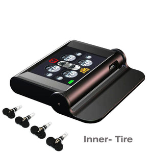 Car Tire Pressure Monitoring System - Solar Type