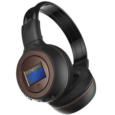 Bluetooth Headphones With Call Microphone B570