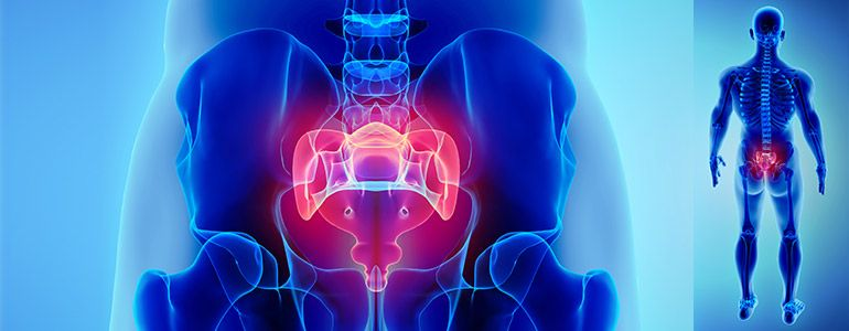 Pain in Coccyx Area