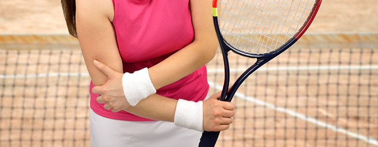 tennis elbow joint pain
