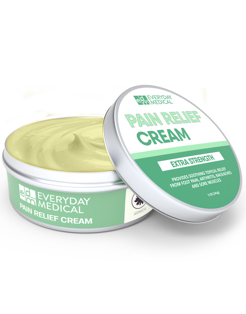 Extra Strength Pain Relief Cream-Everyday Medical