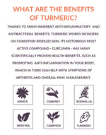Turmeric Pain Relief Cream-Everyday Medical