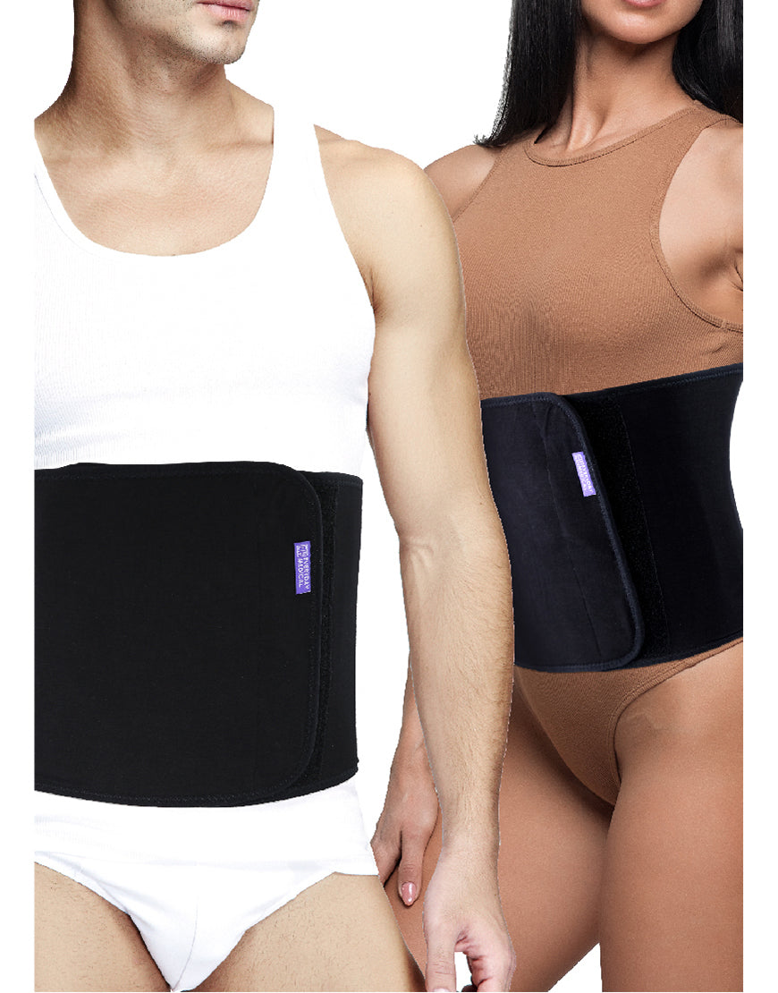 051e138a7 Post Surgery Abdominal Binder - Tummy Girdle Wrap for Men and Women ...