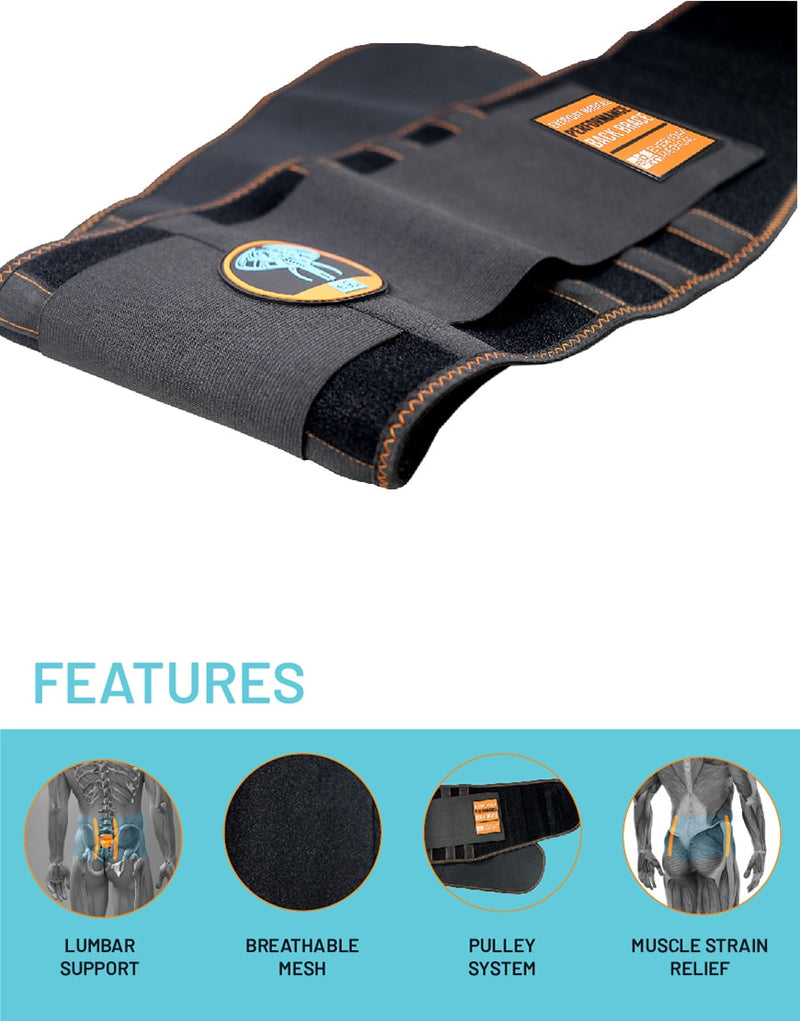 Lumbar Brace-Everyday Medical