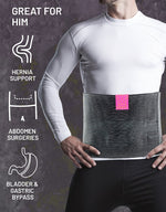 Plus Size Abdominal Support Belt-Everyday Medical