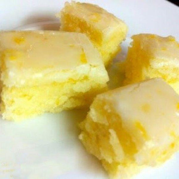 Lemony Brownies