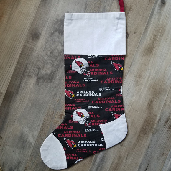 Christmas Stockings NFL - Chickadee Way