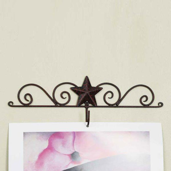 Rustic Star Calendar Holder - Chickadee Way
