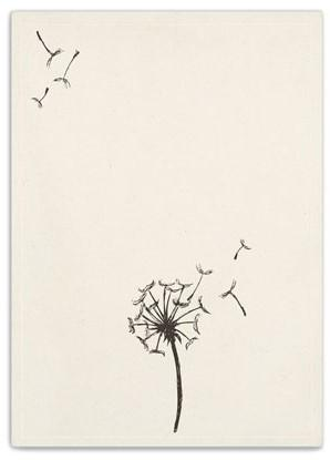 Dandelion Kitchen Tea Towel