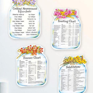 Kitchen Magnet Helpers - Chickadee Way