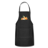 Fall Apron - black