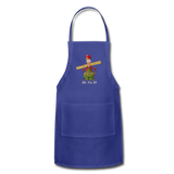 Joe's Fix It Apron - royal blue