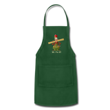 Joe's Fix It Apron - forest green