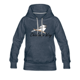 Chickadee Way Hoodie - heather denim