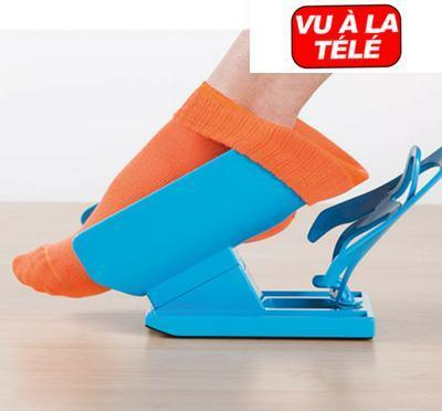 SOCK SLIDER™ - Le Kit Ultime pour se Chausser sans Efforts