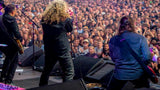 Robert Plant using a Stageprompter Wedge-03
