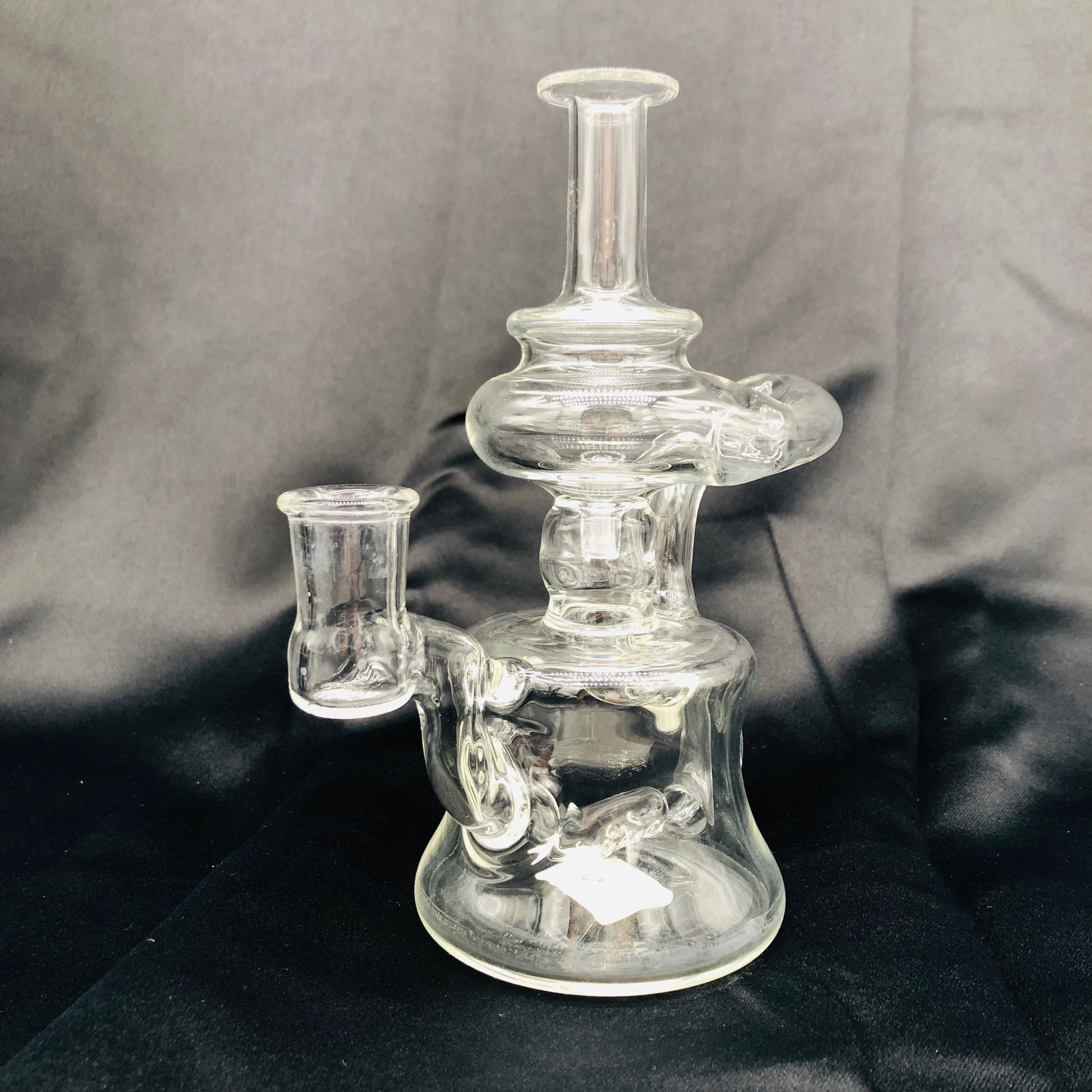 "Blais Glass - ""Drippy"" Klein Recycler"