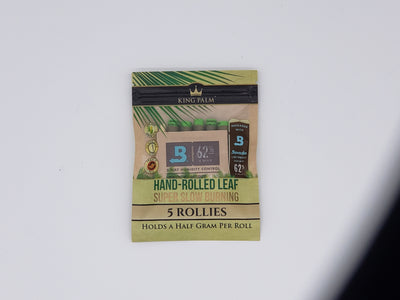 King Palm CBD Wraps