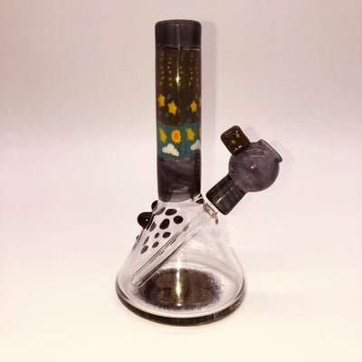 EON Glass - Day and Night Domed Mini Tube