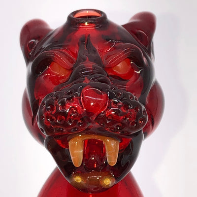 Seath Glass - Red Panther Jammer