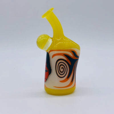 "Josh McDaniel x GPS Glass - ""Shaggadelic Monster"" Can Collab"