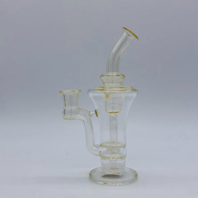 Blais Glass - Clear / UV Blue Incycler