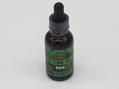 Hemp Bombs CBD Oil / Tincture