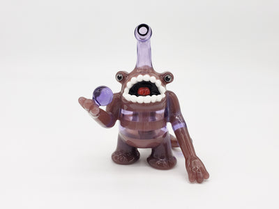 "Mongrel Glass - Purple Monster ""Gree"""