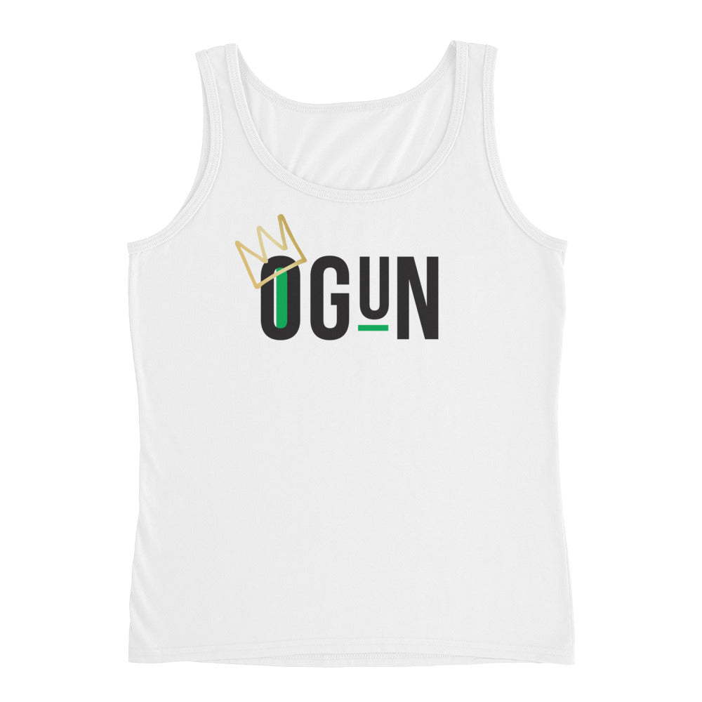 CROWNED OGUN - TANK [WOMENS]