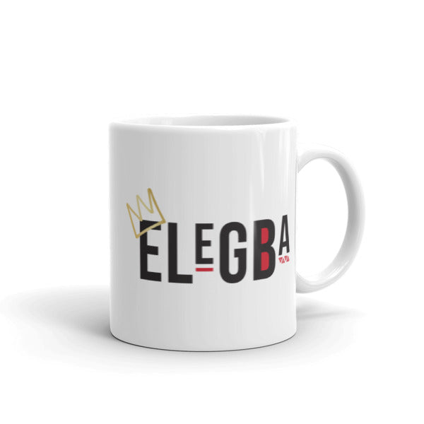 CROWNED ELEGBA - COFFEE MUG