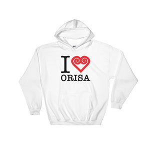 iHEART ORISA HOODED SWEATSHIRT