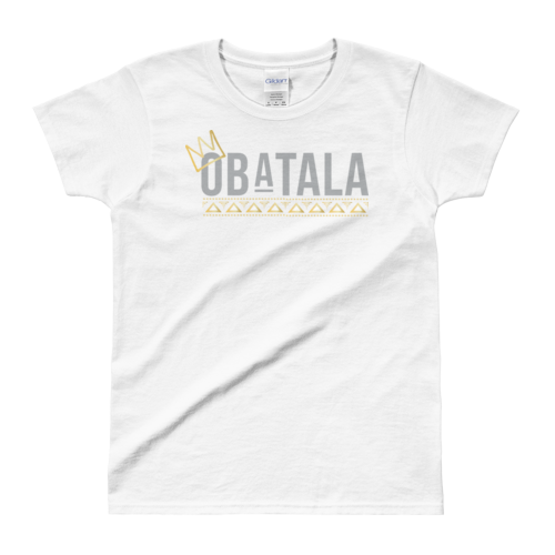 CROWNED OBATALA - WOMEN'S