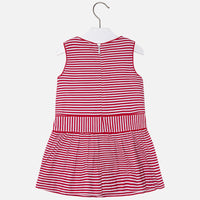 Red Stripe Dress Mayoral