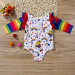 Rainbow Bright Onesie