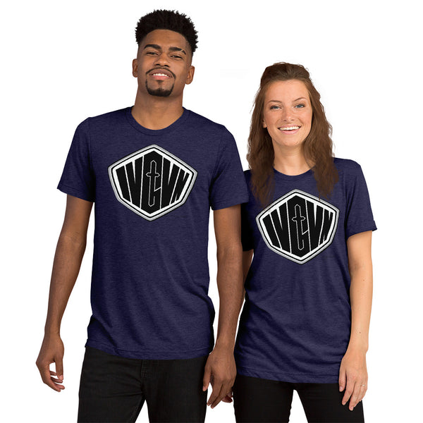 """IVGVN"" Unisex short sleeve t-shirts"