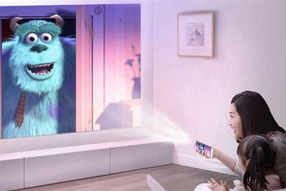 Projector – MOVIPHONE