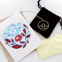 Jewelry + Card Gift Package