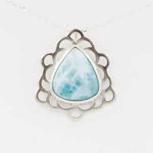 Larimar Fancy Pendant