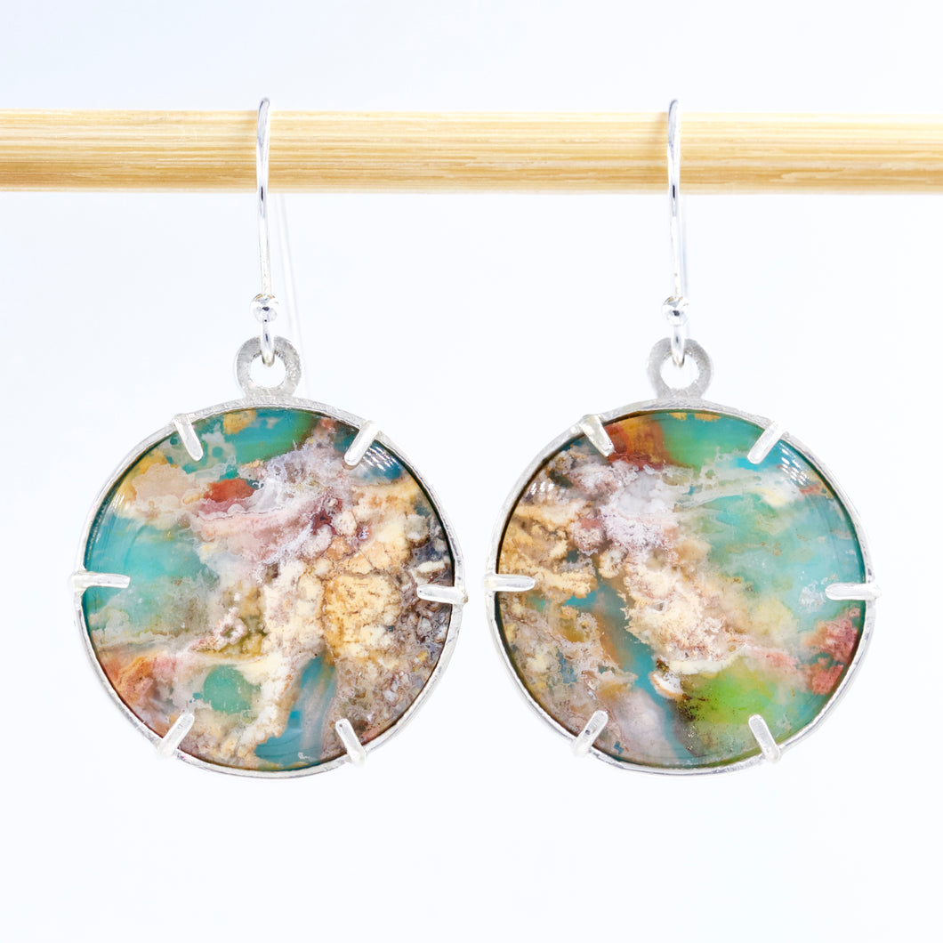 Coral Sea Earrings
