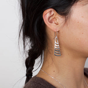 Mesa Edge Earrings